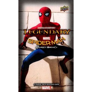 Upper Deck Marvel Legendary Spider-Man Homecoming Small Box Expansion