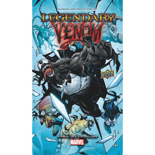 Upper Deck Marvel Legendary- Venom