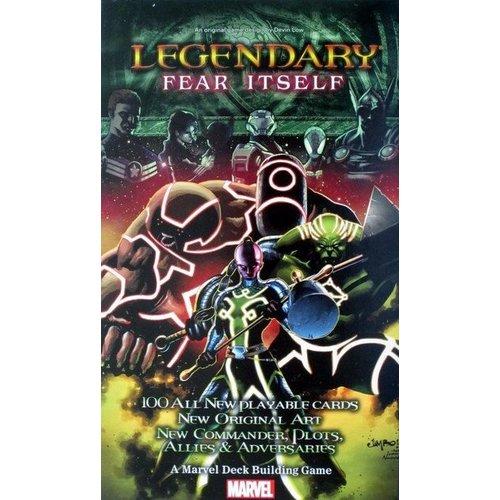 Marvel Legendary Villains- Fear Itself