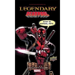 Upper Deck Marvel Legendary- Deadpool