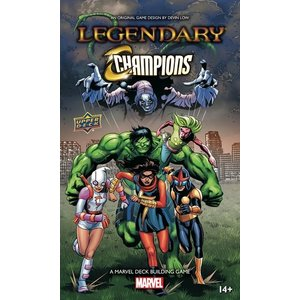 Upper Deck Marvel Legendary: Champions Exp.