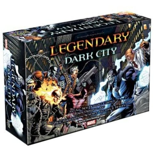 Upper Deck Marvel Legendary Dark City Expansion