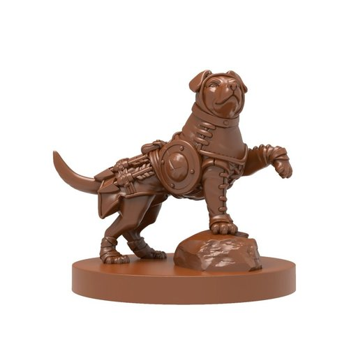 - Dungeons and Doggies Miniatures Box 3