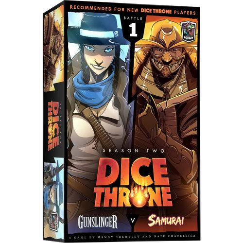 - Dice Throne- Season 2 Box 1