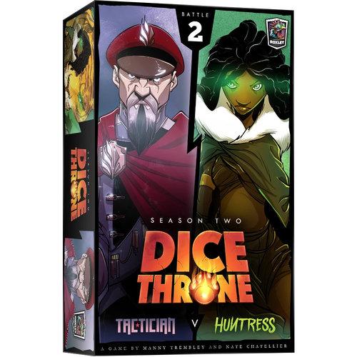 - Dice Throne- Season 2 Box 2