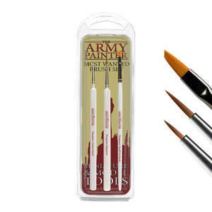 Armypainter Most Wanted Brush Set