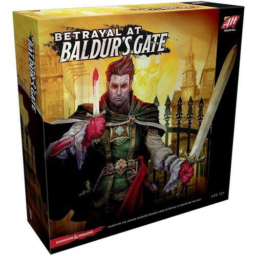 WotC - Betrayal at Baldur's Gate