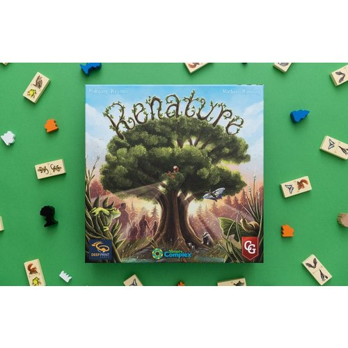 Capstone Games Renature ENG