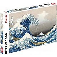 Hokusai- the Big Wave Puzzle (1000)
