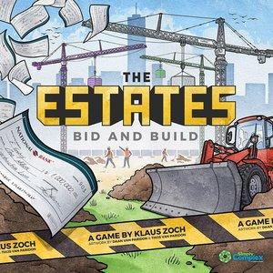 Capstone Games The Estates