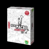 MicroMacro- Crime City ENG