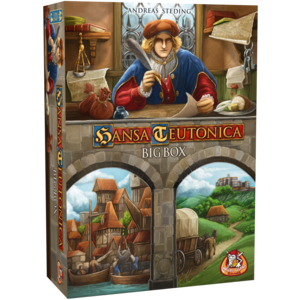 White Goblin Games Hansa Teutonica Big Box
