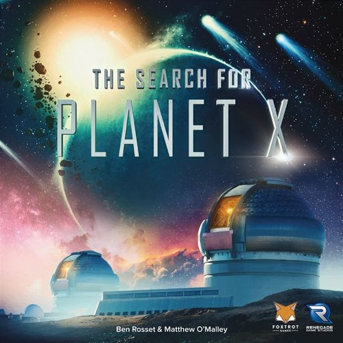 - PREORDER- The Search for Planet X (JUNE 2021)