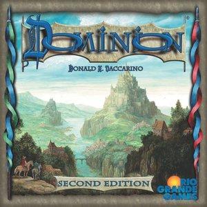 Rio Grande Games Dominion 2nd Ed. ENG