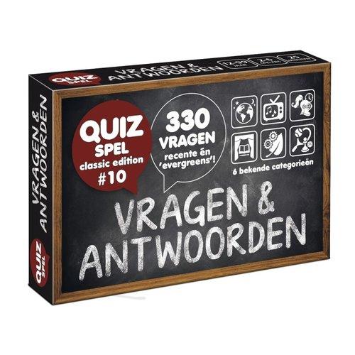 - Vragen & Antwoorden - Classic Edition 10