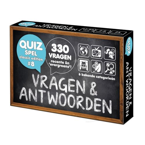 - Vragen & Antwoorden - Classic Edition 8
