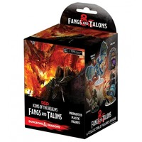D&D Icons of the Realms- Fangs & Talons Booster