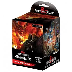 Wizk!ds D&D Icons of the Realms- Fangs & Talons Booster