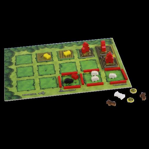 999 Games Agricola EXPERT Editie
