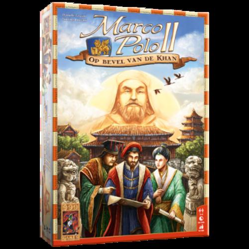 999 Games Marco Polo II: Op bevel van Khan