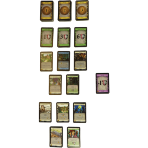 999 Games Dominion- Intrige Tweede Editie NL