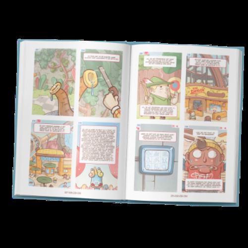 999 Games Adventure by Book- Jouw Pretpark