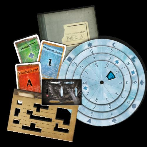 999 Games EXIT- Evacuatie van de Noordpool