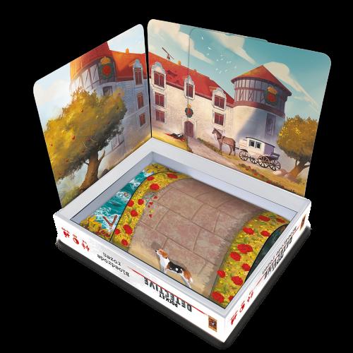 999 Games Pocket Detective: Bloedrode rozen