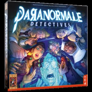 999 Games Paranormal Detectives NL