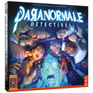 999 Games Paranormale Detectives NL