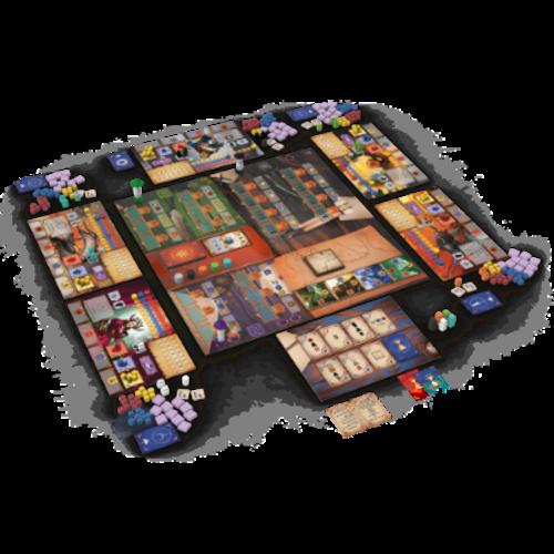 999 Games Pendulum NL