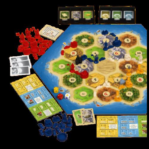 999 Games Catan- Steden en Ridders