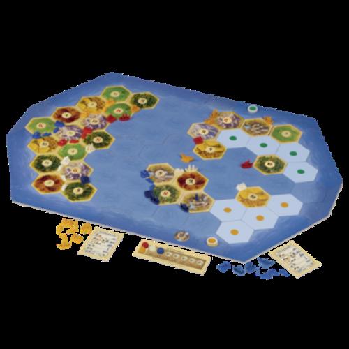999 Games Catan- Piraten & Ontdekkers