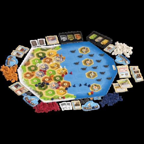 999 Games Catan- Legende van de Zeerovers