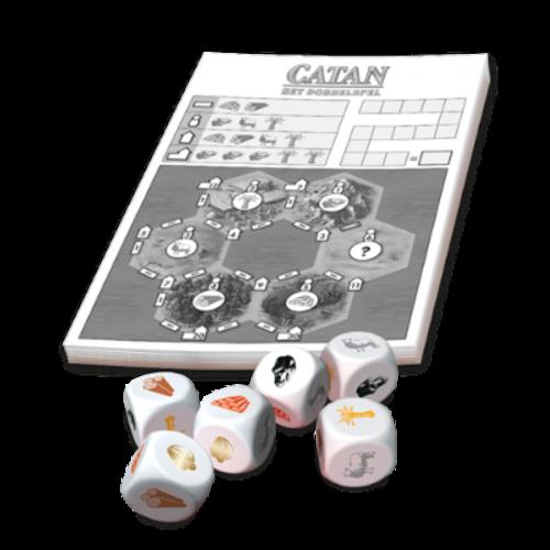 999 Games Catan- Het Dobbelspel