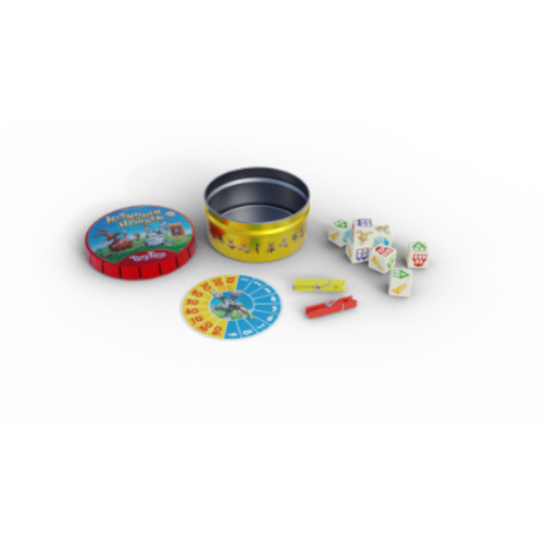 999 Games Tiny Tins- Konijnenhokken