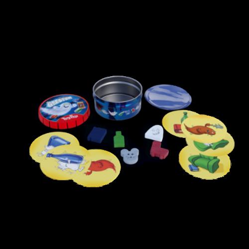 999 Games Tiny Tins- Vlotte Geesten