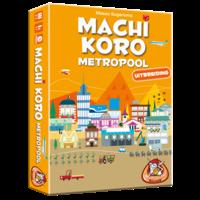 Machi Koro- Metropool