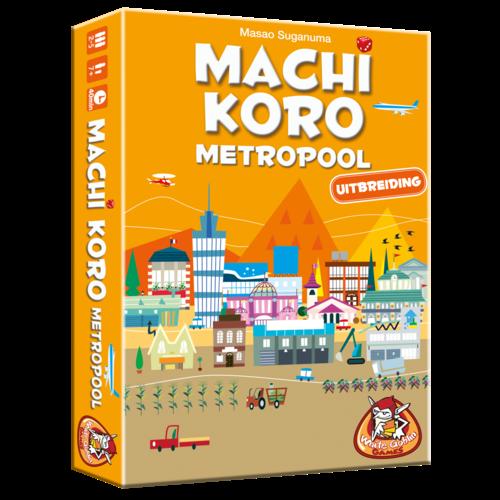WGG Machi Koro- Metropool