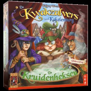 999 Games De Kwakzalvers van Kakelenburg- De Kruidenheksen exp.