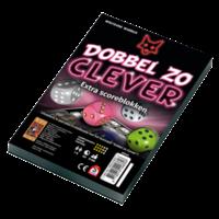 Dobbel Zo Clever Scoreblok