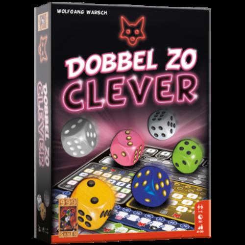 999 Games Dobbel zo Clever