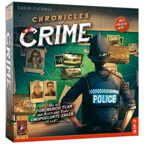 999 Games Chronicles of Crime NL