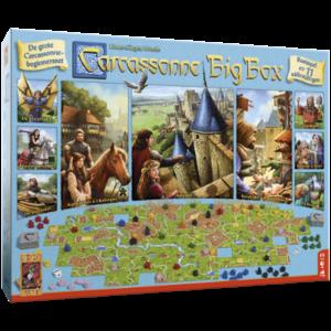 999 Games Carcassonne- Big Box 3