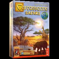 Carcassonne- Safari