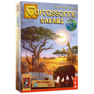 999 Games Carcassonne- Safari