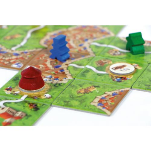 999 Games Carcassonne- Het Circus exp.