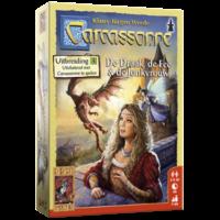 Carcassonne- De Draak, de Fee en de Jonkvrouw exp.