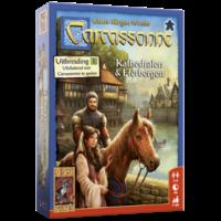 Carcassonne- Kathedralen & Herbergen exp.