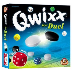 WGG Qwixx Het Duel